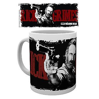 Walking Dead The Rick Graphic Krus