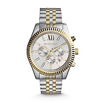 Michael Kors MK8344 Lexington Men's Reloj cronógrafo - Dos tonos