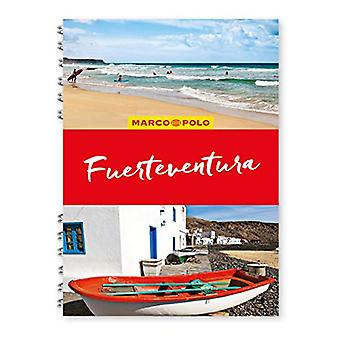 Fuerteventura Marco Polo Travel Guide - with pull out map by Marco Po