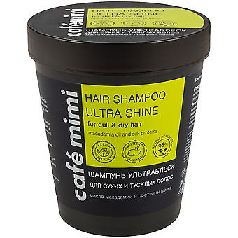 Cafe Mimi Ultra-shine Shampoo for Dry & Dull Hair 220 ml
