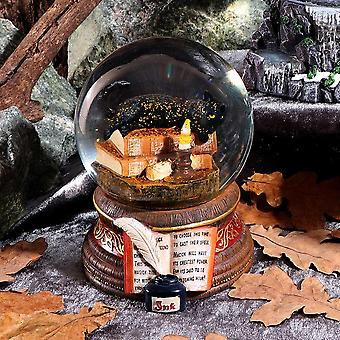 Nemesis nyt Witching Hour Snowglobe 11cm