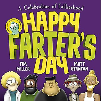 Happy Farter's Day by Tim Miller - 9780733339035 Book