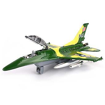 Metall Jaktflygplan - 20 cm