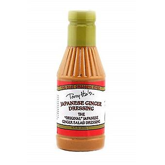 Terry Ho's Japanese Style Ginger Dressing