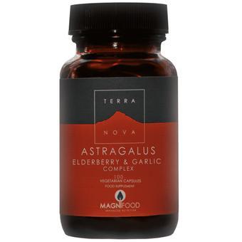 Terranova Astragalus + elderberry & garlic complex