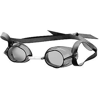 FINIS Dart Swim Goggles - Black/Smoke
