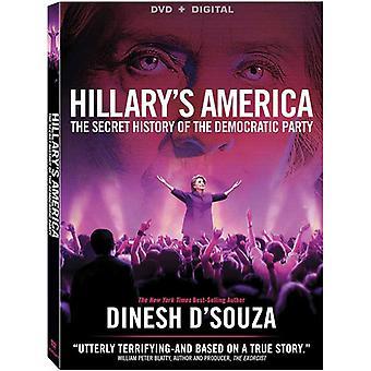 Hillary's America [DVD] USA importeren