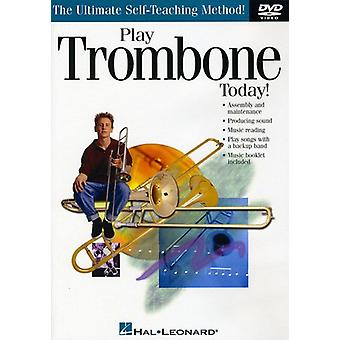 Play Trombone Today! [DVD] USA import