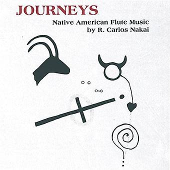 R. Carlos Nakai - Journeys [CD] USA import