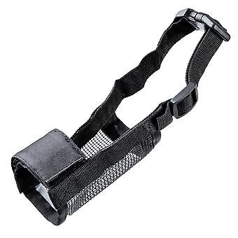 Groom Professional Adjustable Strong Nylon Mesh Dog Muzzle