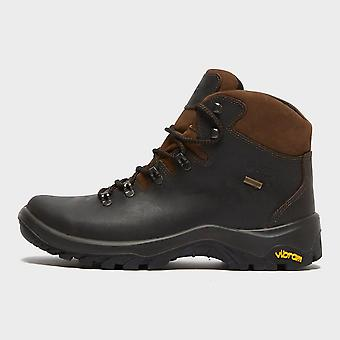 North Ridge Men's Traverse Mid WP Walking Boots Brown