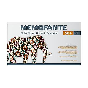 Memofante 50+ 20 ampoules of 10ml