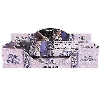 Anne Stokes Midnight Messenger Incense Sticks (6 Packs Of 20)