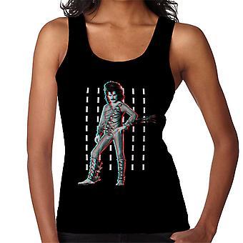 Freddie Mercury de Regina ochi costum 1984 femei ' s vest