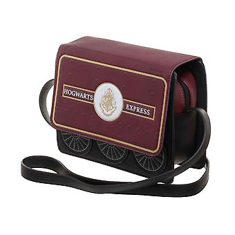 Harry Potter Handbag Hogwarts Express Logo Crossbody new Official Red