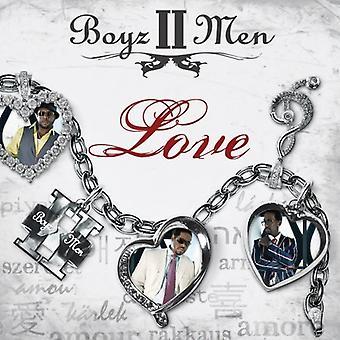 Boyz II Men - liefde [CD] USA import