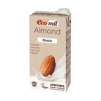 Classic Organic Almond Milk 1 L
