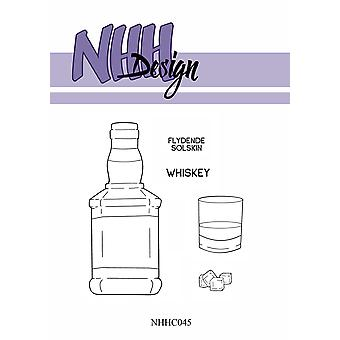 NHH Design Whiskey Clear Stamps