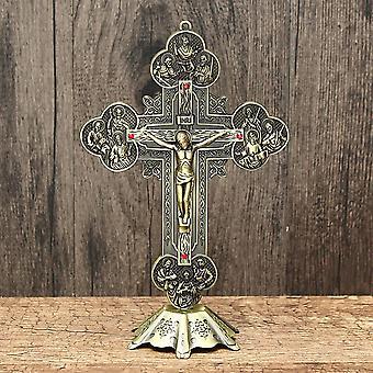 ישו על הדוכן לחצות צלמית - שרידי הכנסייה קישוט הבית