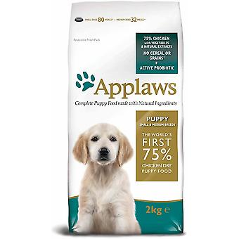 Applaws Dog Dry Puppy Small/Medium Breed Chicken - 2kg