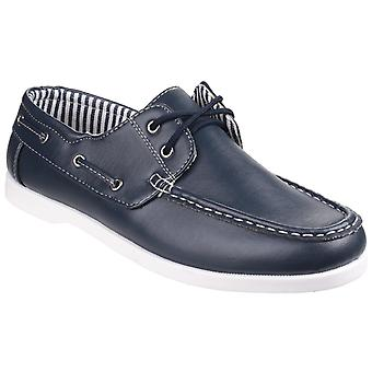 Flotte & Foster Men's Falmouth Lace Up Bootsschuh 23637-38797