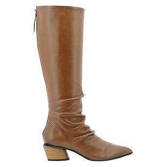 Halmanera Nina05cocoanaturale Women's Brown Leather Boots