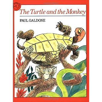 The Turtle and the Monkey by Galdone & Paul