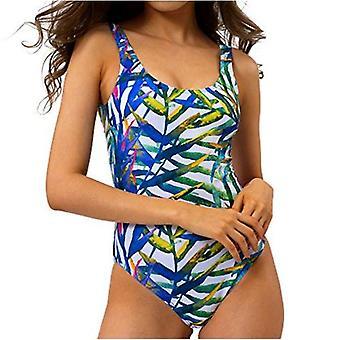 AVVA vatsa ohjaus yksiosainen uimapuvut naisille - seksikäs uimapuvut kanssa sl...