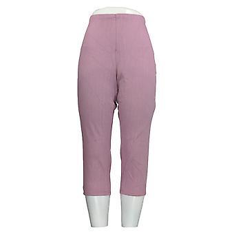الحسناء من قبل كيم الحصى المرأة & ق السراويل الصغيرة Flexibelle الخصر المحاصيل الوردي A374290