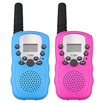 Two Way Walkie Talkies Radio Interphone Toys For Children - Outdoor Camping
