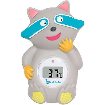 Badabulle Racoon Bath Thermometer