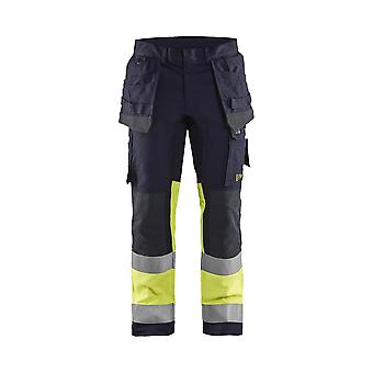 Blaklader 1487 multinorm flame-retardant stretch trousers - mens (14871512)