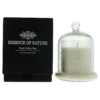 Liberty Candles Essence Of Nature Napa Valley Sun - Scented Soy Wax Candle 297g