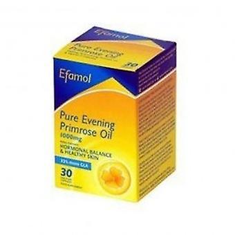 Efamol - Efamol kvinde - EPO 1000mg 30 kapsel