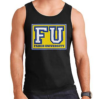 Animal House Faber University Men's Vest