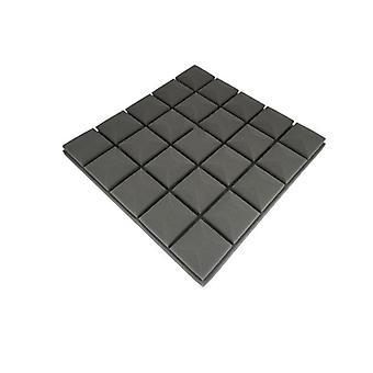4pcs 50x50x5cm Studio Acoustic Foam Soundproof