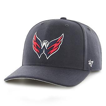 47 Brand Low Profile Snapback Cap - ZONE Washington Capitals