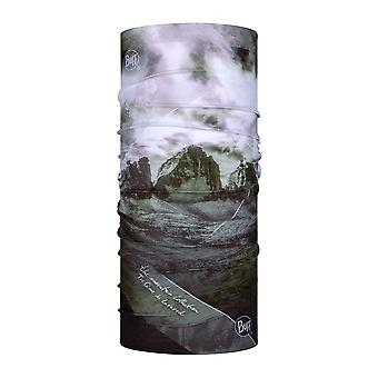 Buff New Original Neckwear ~ Mountain Collection 3Cime black