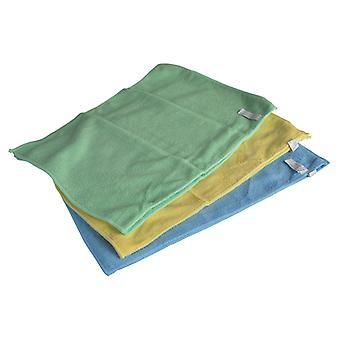 U-Care Microfibre Cloths Pack of 6 (30 x 40cm) UCRX932U4