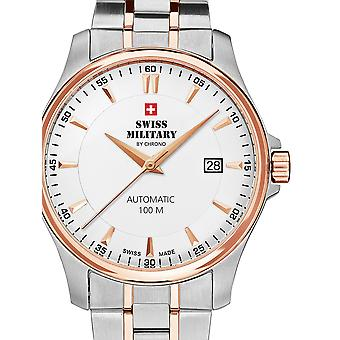 Mens Watch Swiss Military By Chrono SMA34025.09, Automatic, 39mm, 10ATM