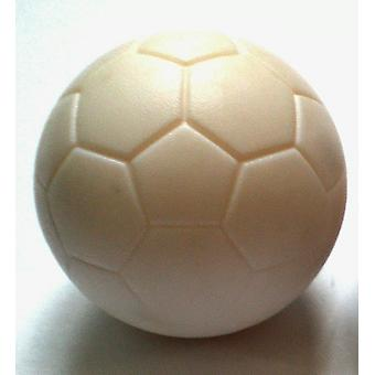 "36mm 1.42"" Pure White Foosball Table Soccer Ball"