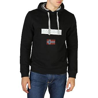 Napapijri - burgee-men's lange mouwen sweatshirt