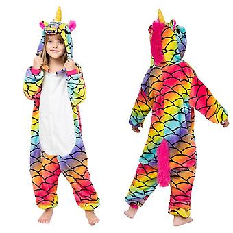 Children Party Cosplay Costume Pajamas Piglet Onesies Unicorn Sleepwear