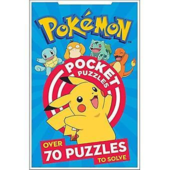 Quebra-cabeças do bolso de Pokemon