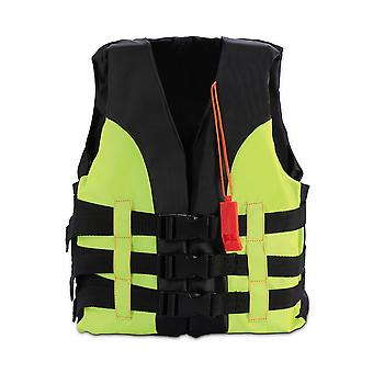 Life Vest, Boating Drifting Water-skiing Safety Jacket Swimwear With Survival