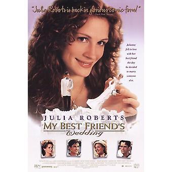My Best Friends Wedding Movie Poster (11 x 17)
