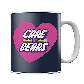 Care Bears odblokować Magic Pink Heart Kubek