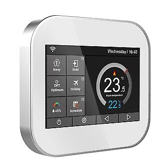 Wifi Touch Thermostat For Water Heating/radiator Valve, Control By Smart Phone