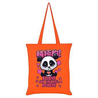 هاندا الباندا نعتقد وسوف تحقق حقيبة حمل