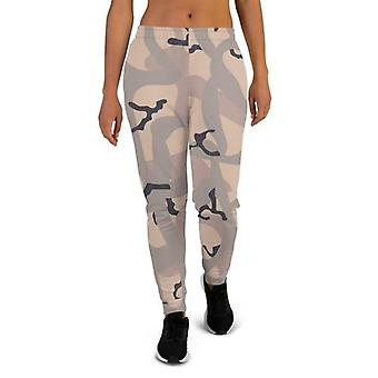 Mulheres''s Camo Joggers